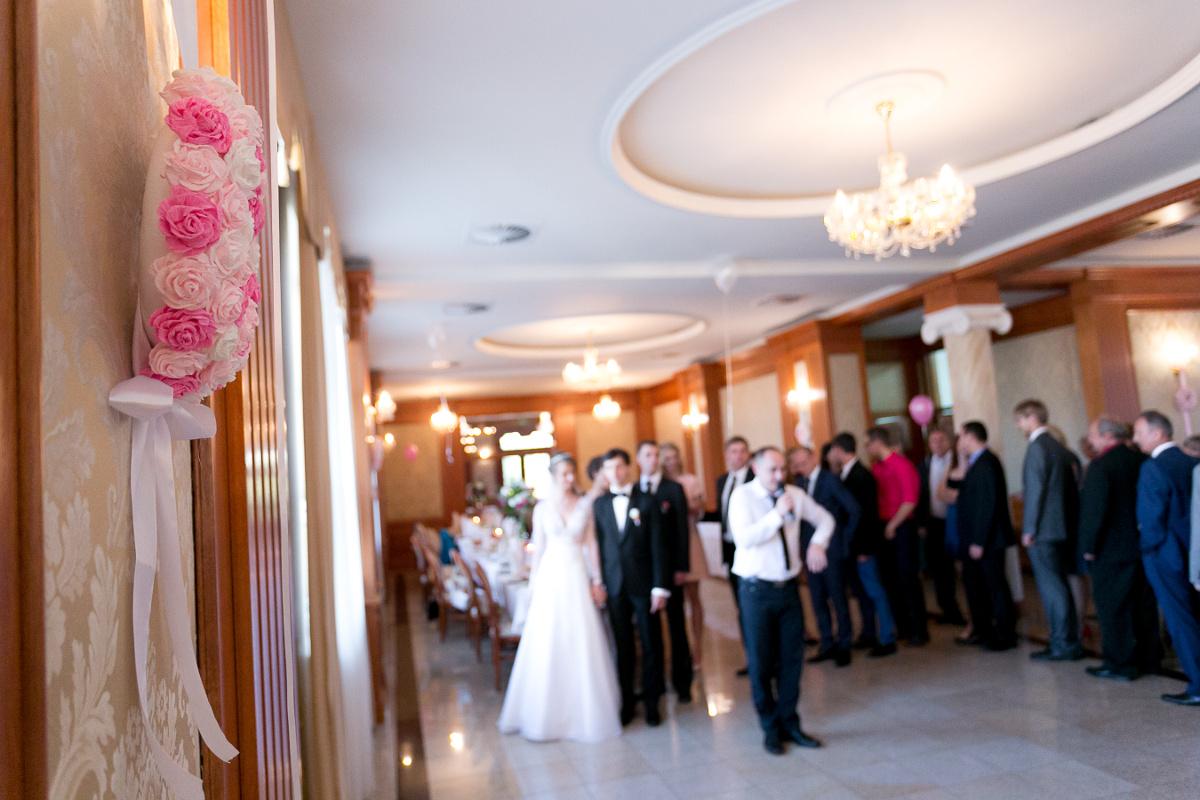 Dekoracja sali weselnej tanio