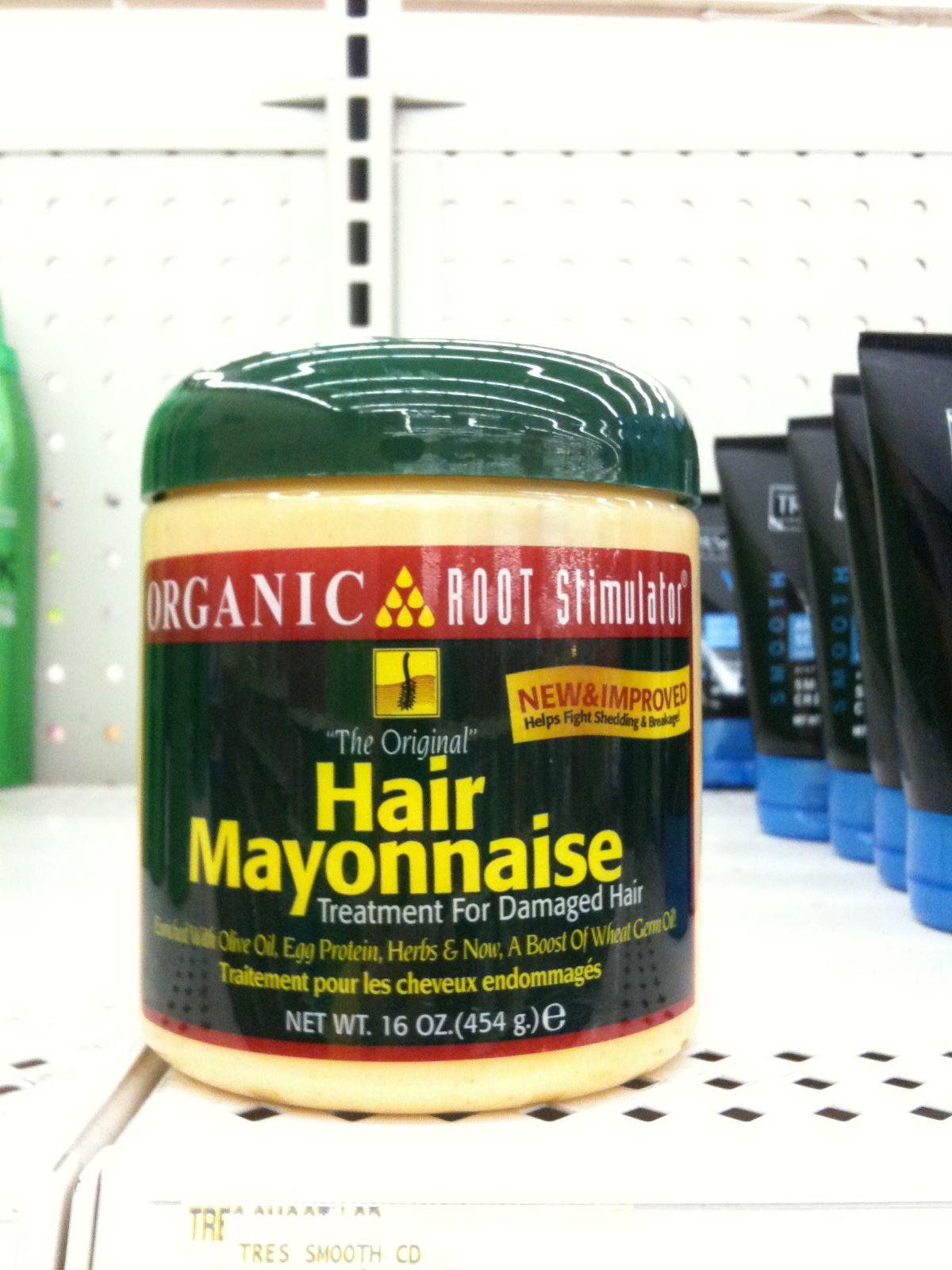 Maseczka z majonezu