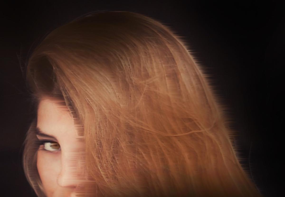 Oklapnięte włosy