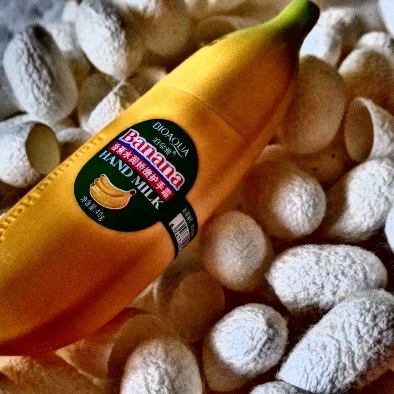 Bananowy krem do rąk – obłędnie pachnące cudo! [SKLEP]