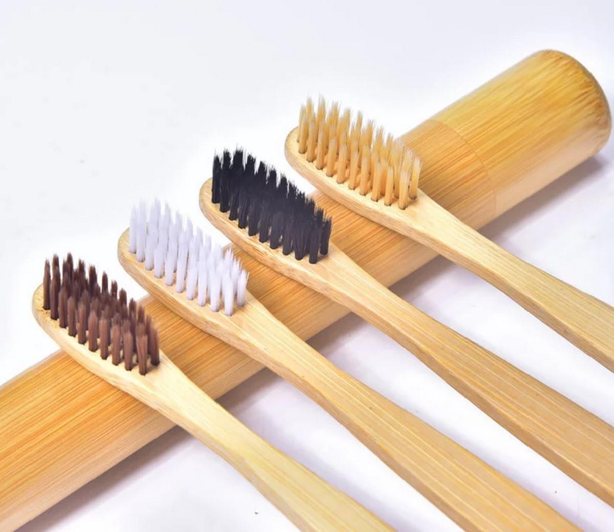 Bambusowa szczoteczka do zebow opinie