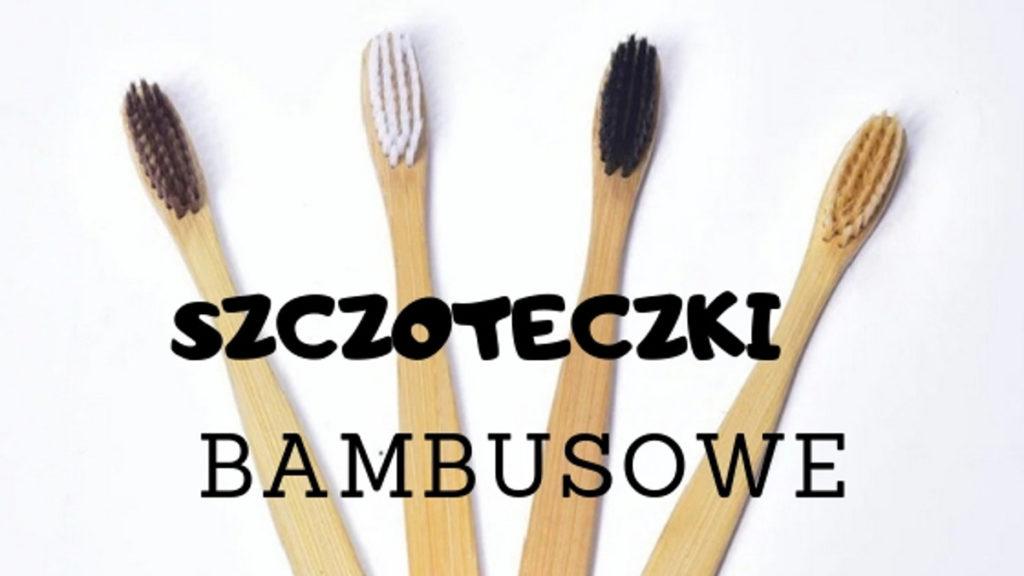 Bambusowa szczoteczka do zebow sklep