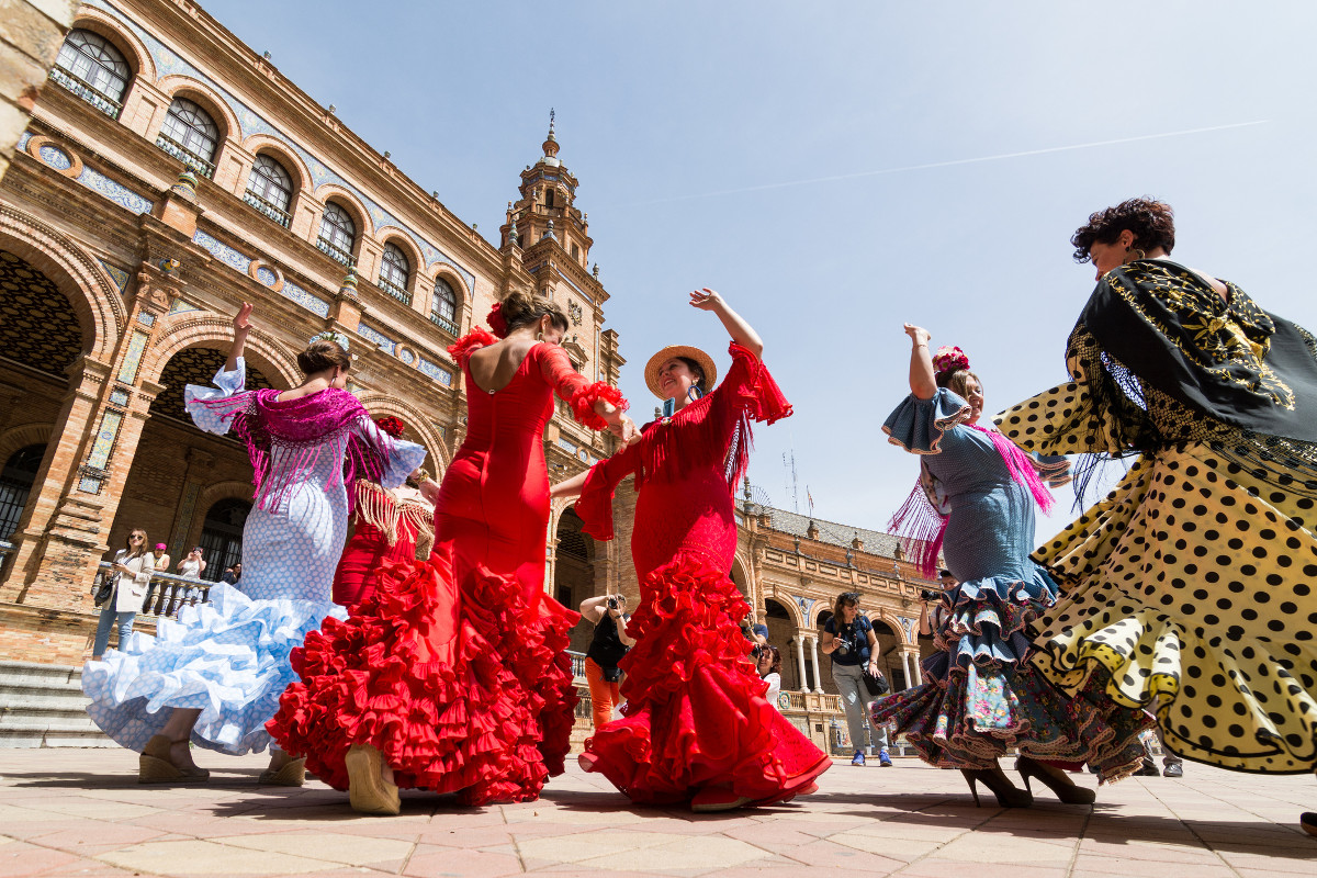 Hiszpania po raz pierwszy