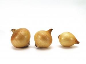 Maseczka z cebuli na trądzik