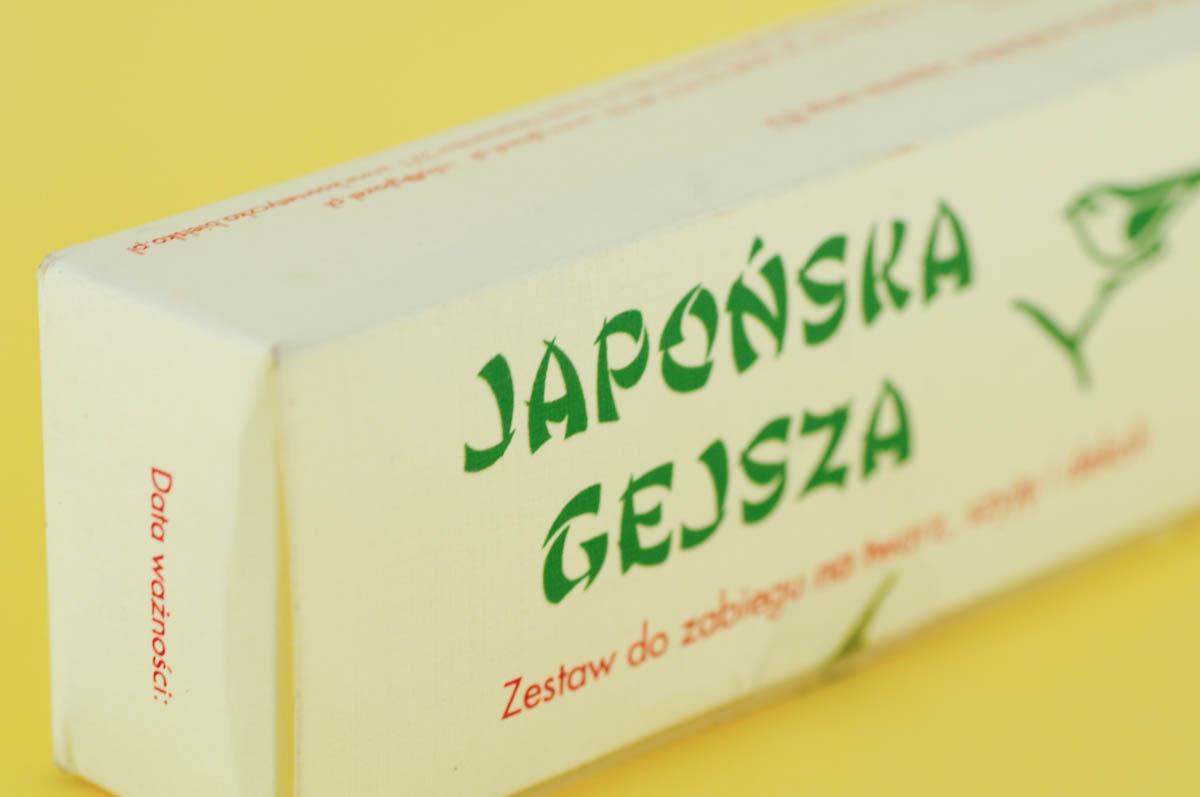 Japońska gejsza
