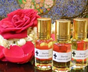 Aromaterapia olejki zapachowe