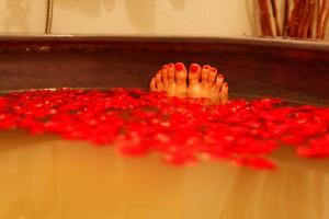 Aromaterapia sole do kąpieli