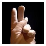 Bawełniane rękawiczki – do pielęgnacji dłoni na noc