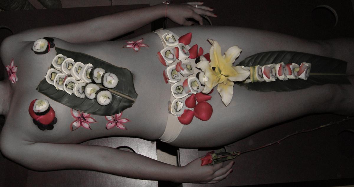 Body sushi cena
