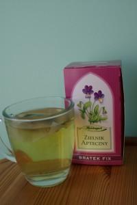 Bratek herbata
