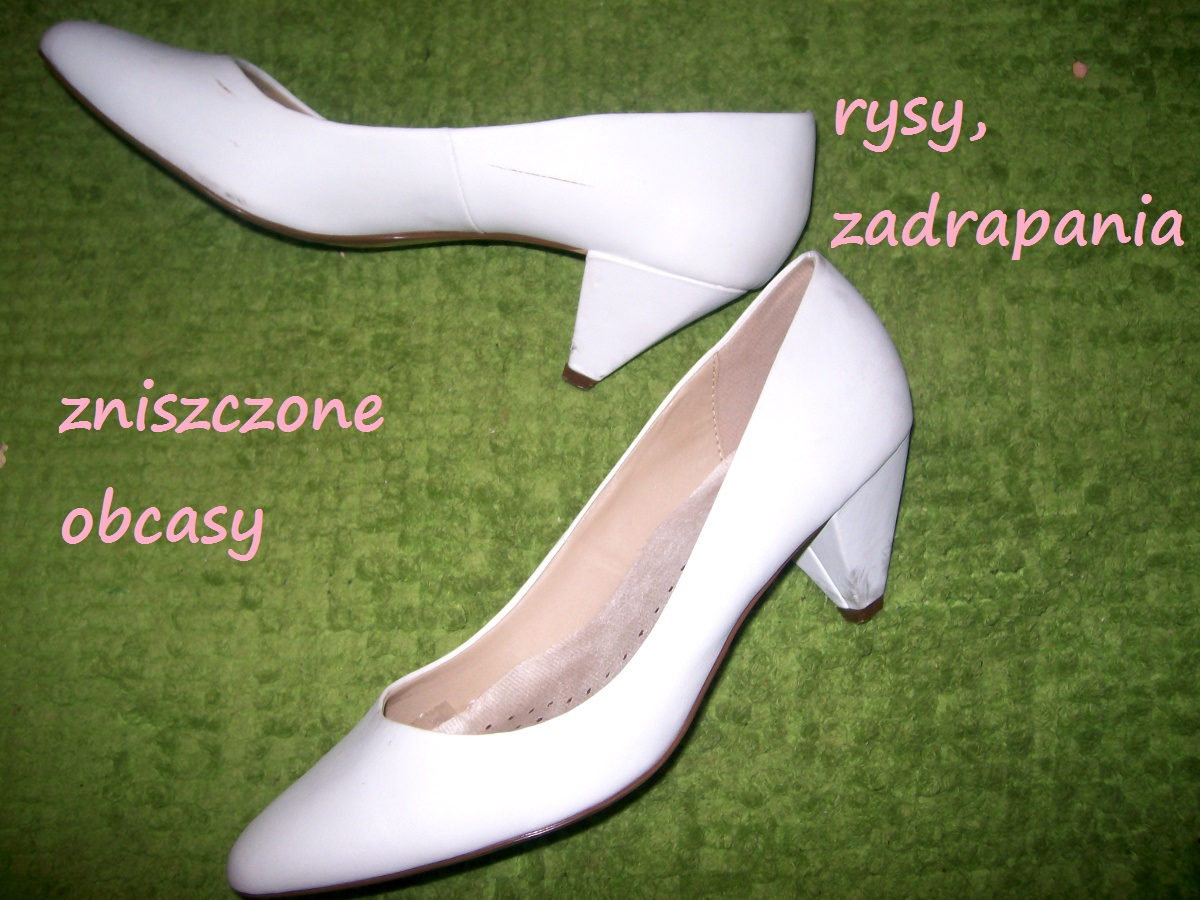 Buty ślubne tanie