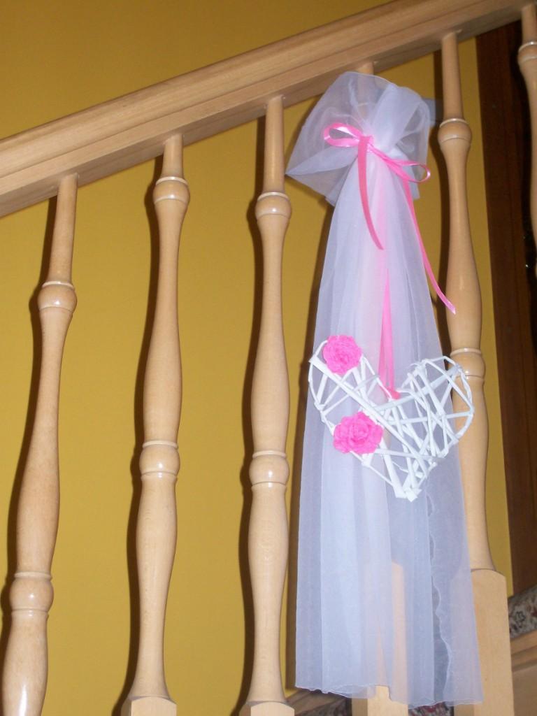 Dekoracja domu na wesele