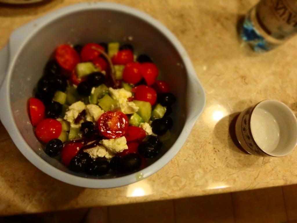Dieta na cellulit warzywa