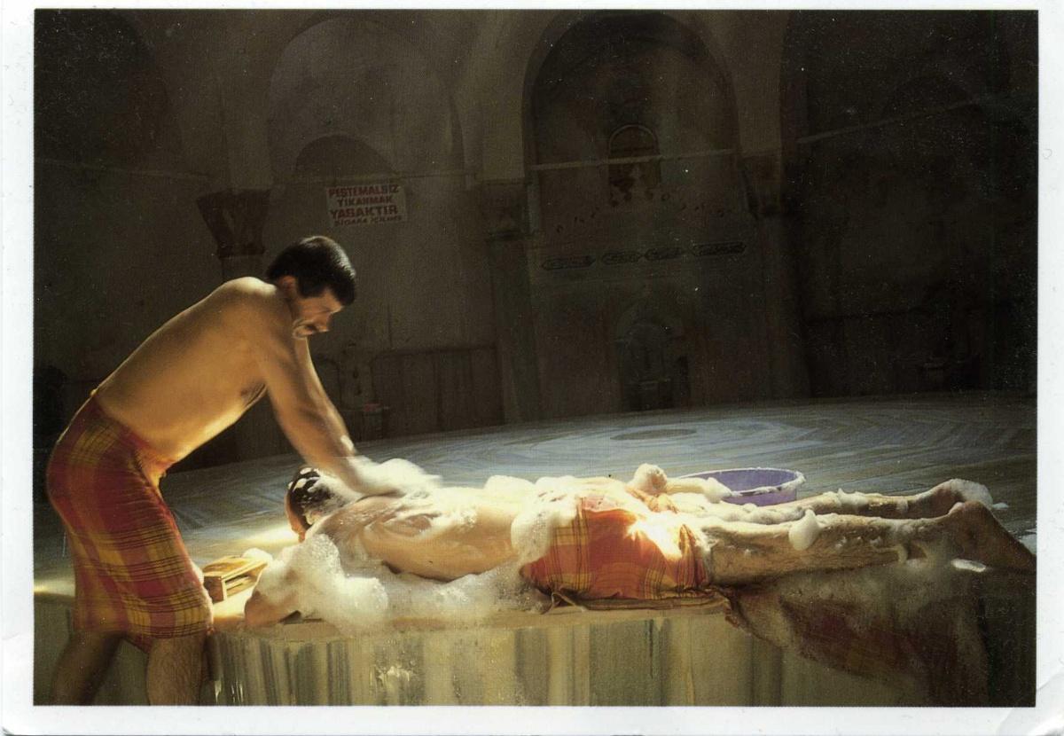 Турецкий баня хамам секс 4 фотография
