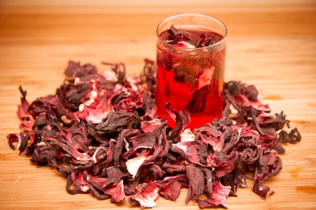 Herbata z hibiskusa ciąża