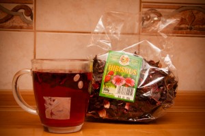 Herbata z hibiskusa właściwości