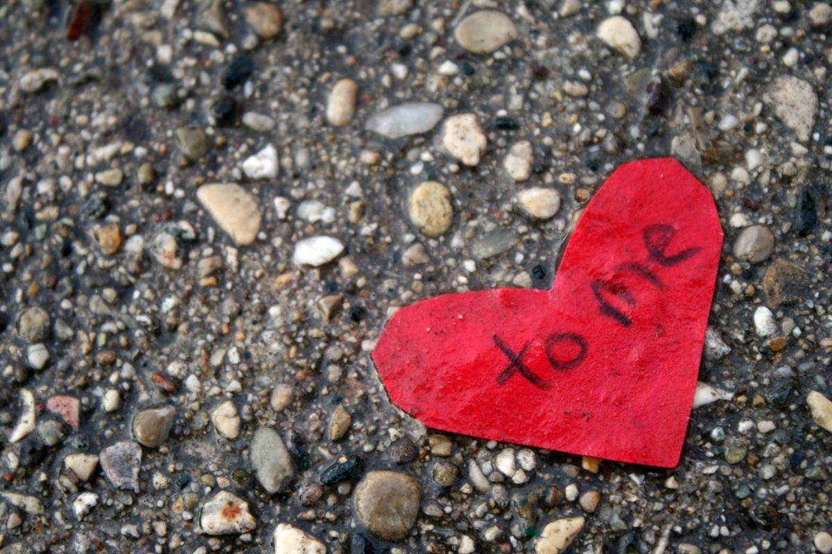 Jak pokochać siebie