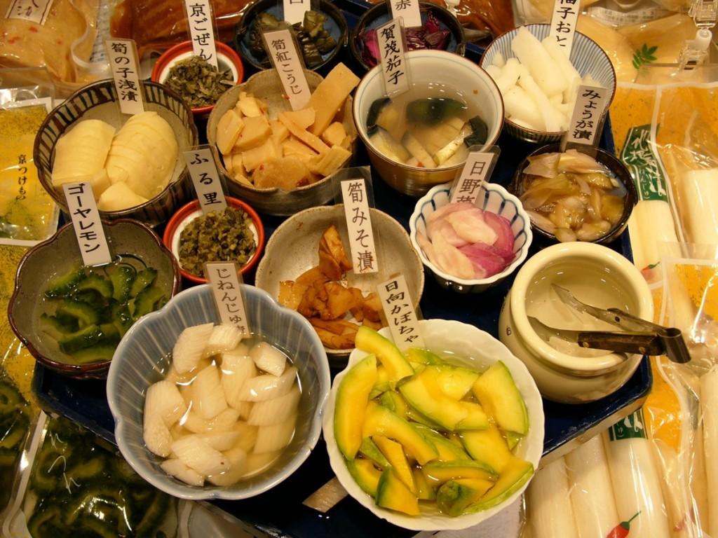 Japońskie jedzenie a skóra