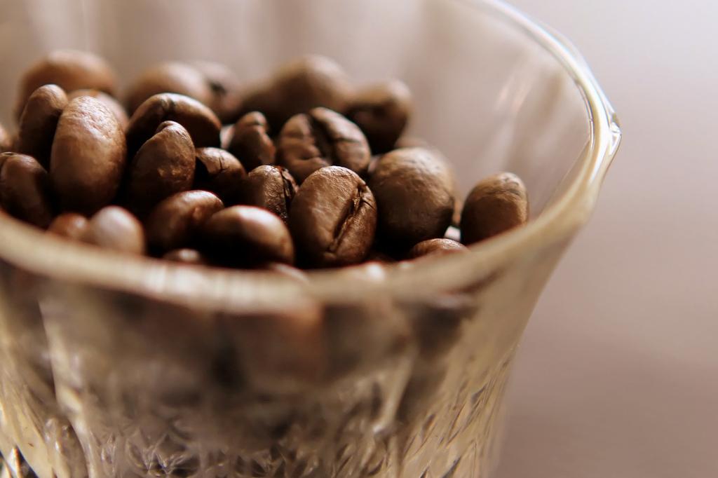 Kawa z antyoksydantami