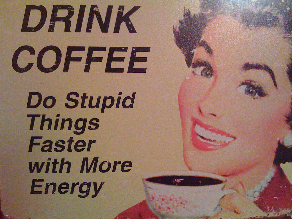 Kawa źródło antyoksydantów