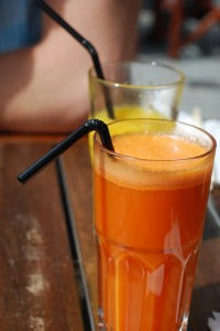 Koktajl marchewkowy na piękną cerę