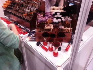 Kosmetyki na targach