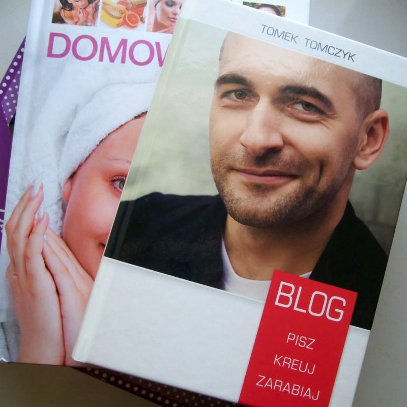 Książki o blogowaniu i blogosferze – dzięki,Kominek!