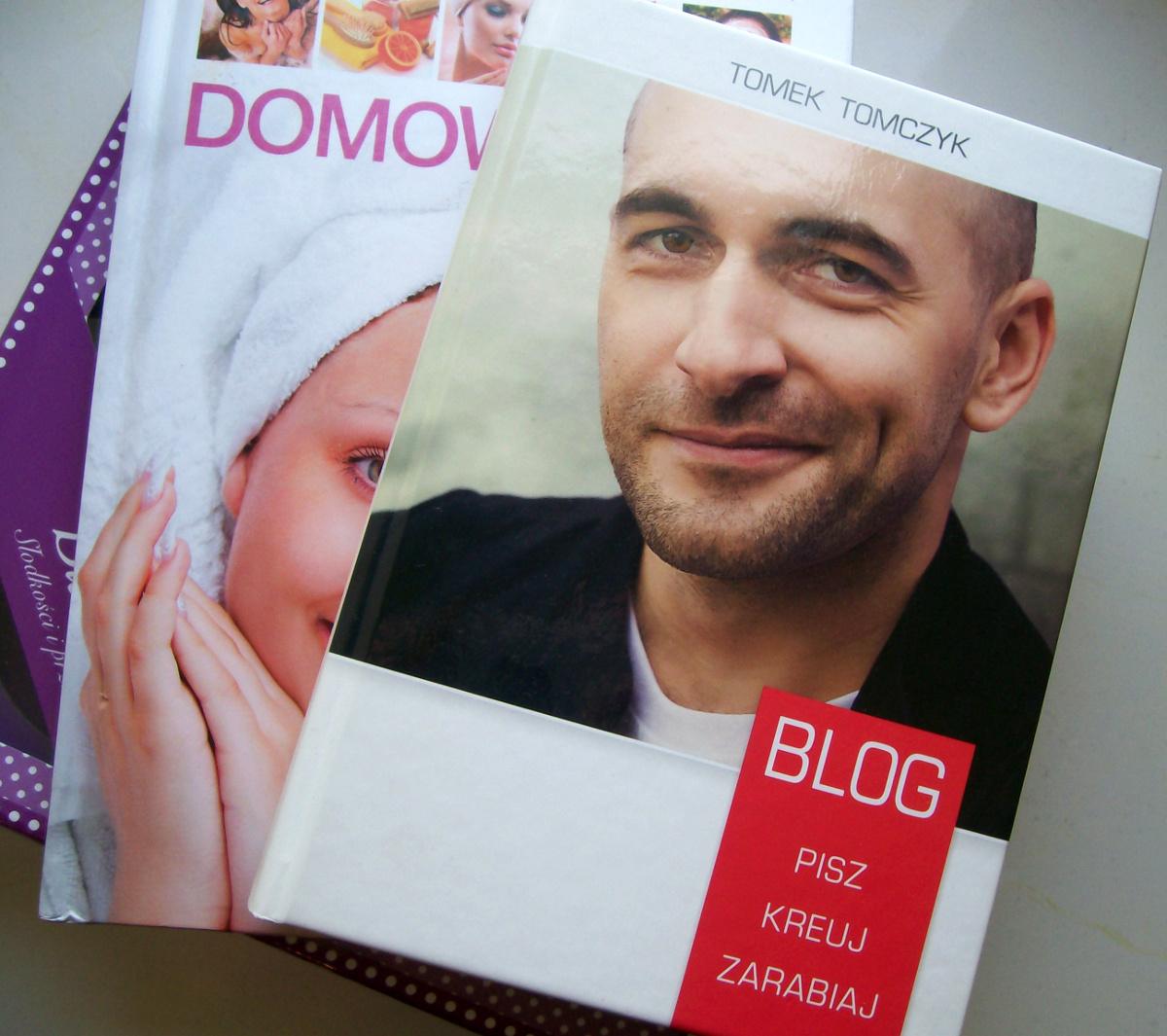 Książka o blogowaniu