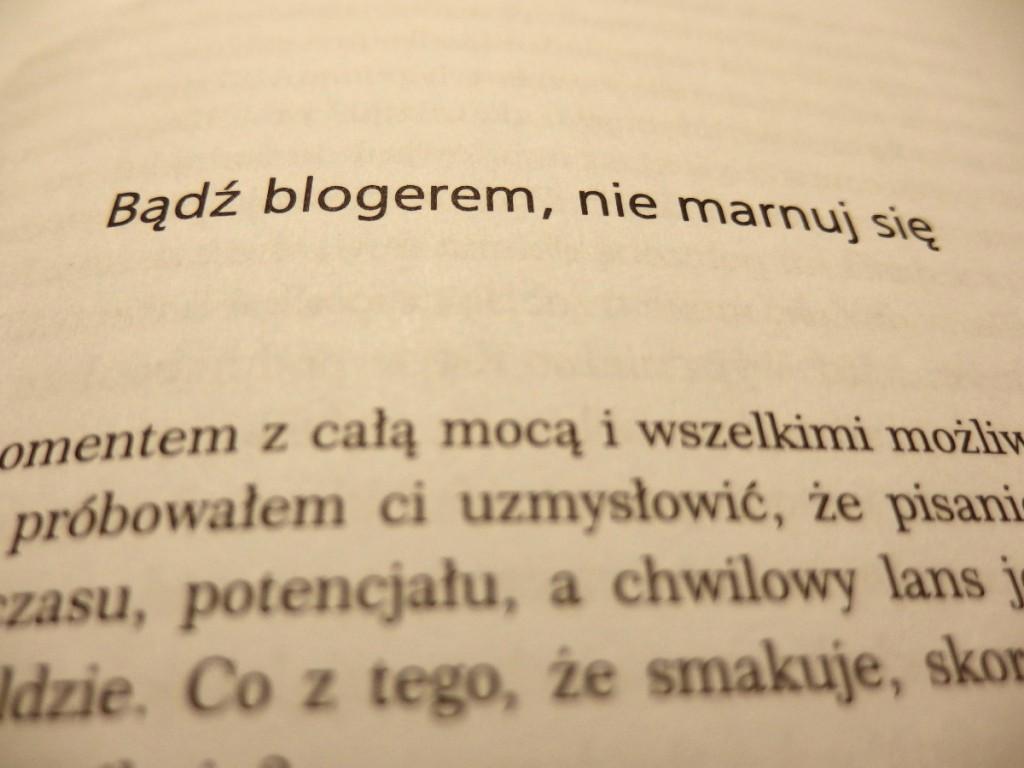 Książki o blogowaniu