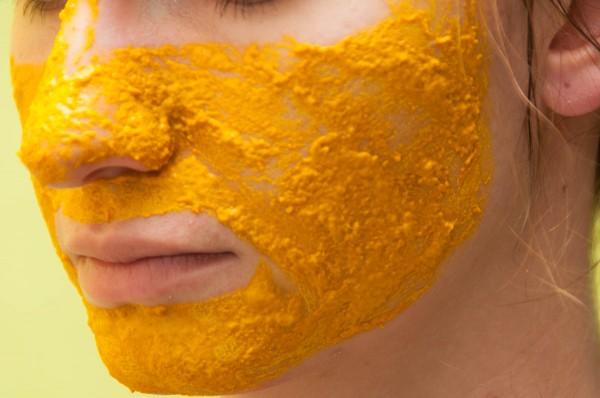 Kurkuma w kosmetykach
