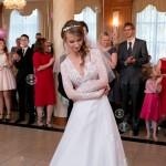 Moja suknia ślubna od krawcowej – cudo!