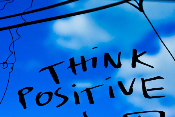 Myśl pozytywnie piękno