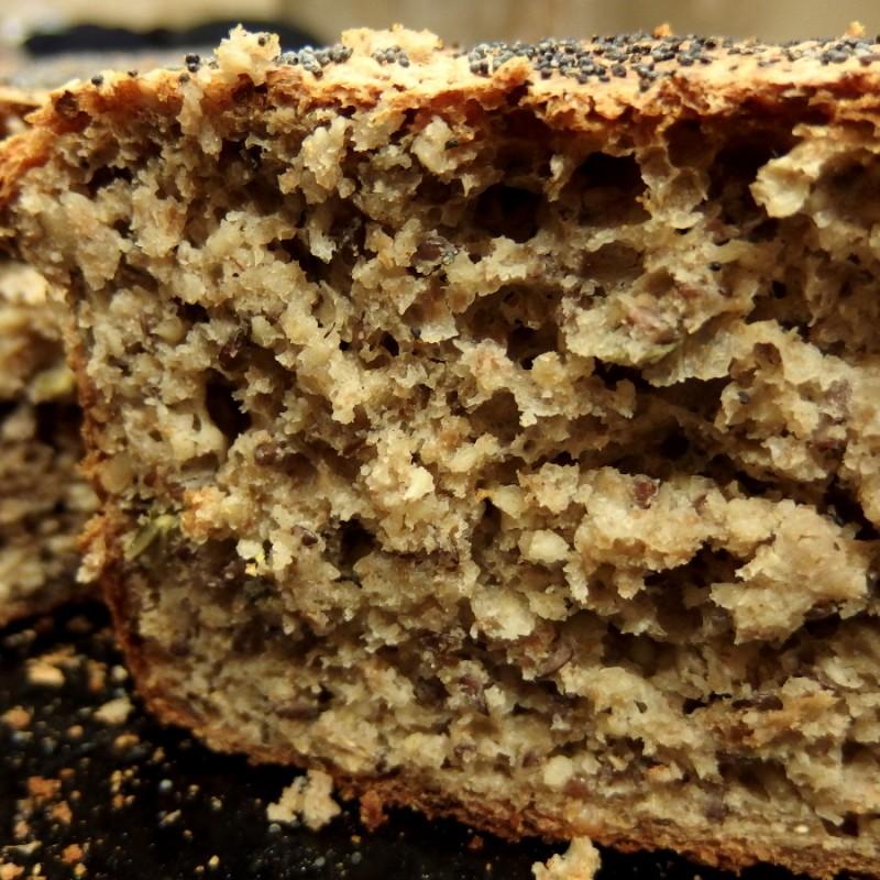 Najzdrowszy chleb na świecie – zajebisty przepis!