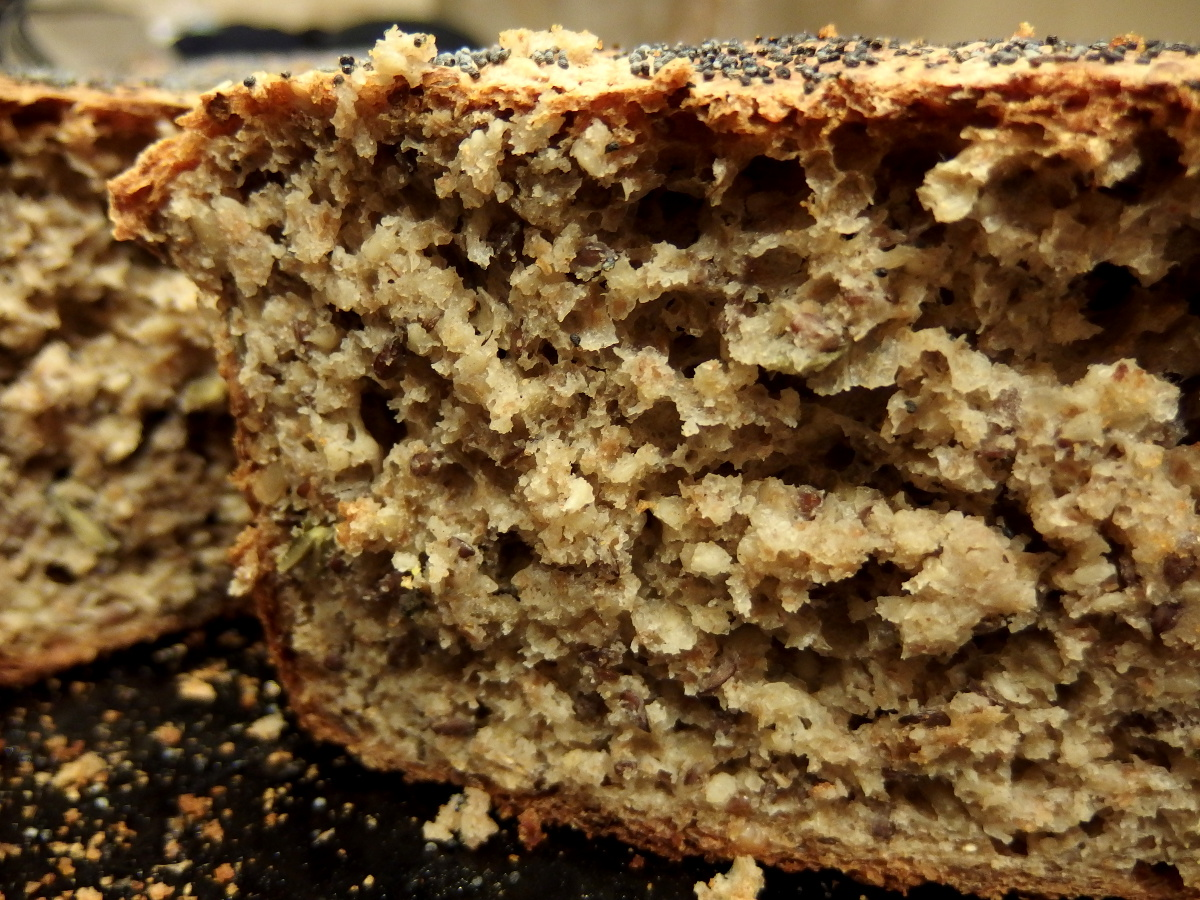 Najzdrowszy chleb składniki
