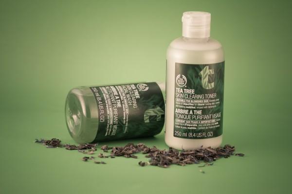 Olejek z drzewa herbacianego łupież