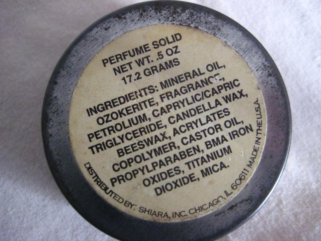 Perfumy w kremie trwałość
