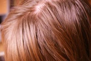 Suchy szampon efekty