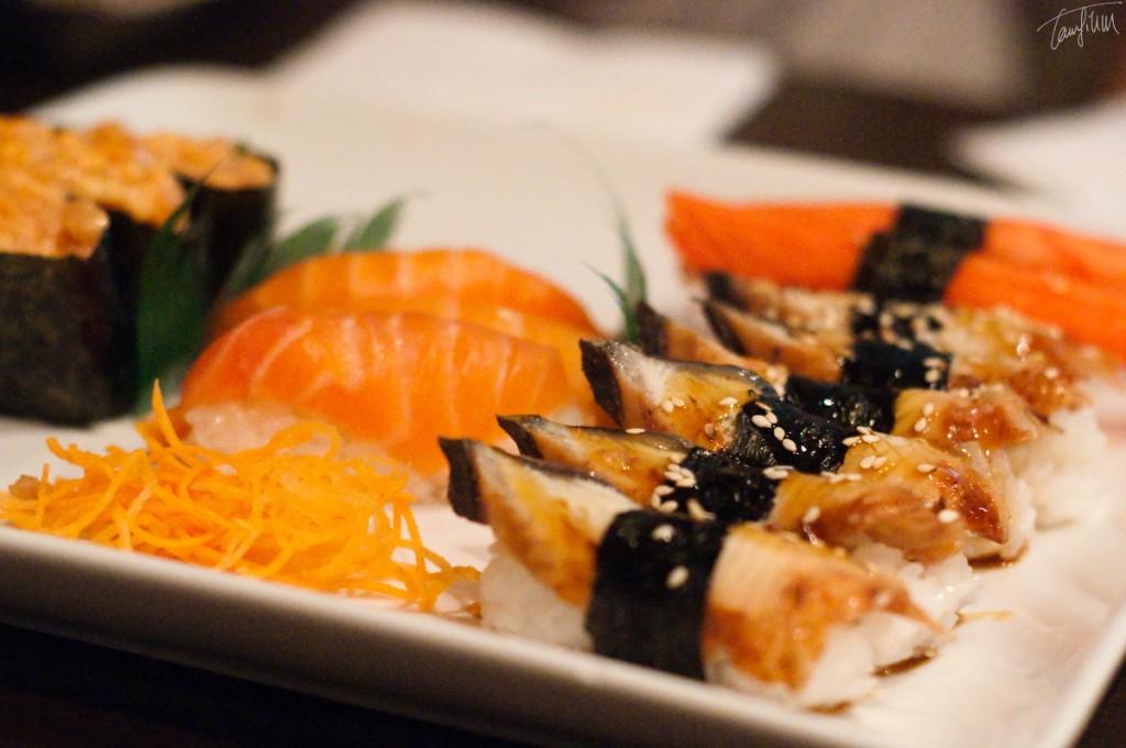 Sushi zdrowe