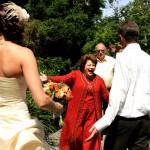 Gdy teściowie wtrącają się w wesele…