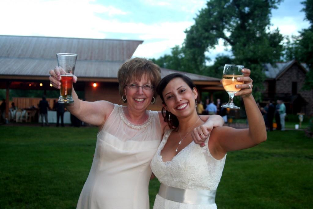 Teściowie wtrącają się w wesele