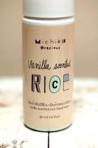 Woda ryżowa włosy