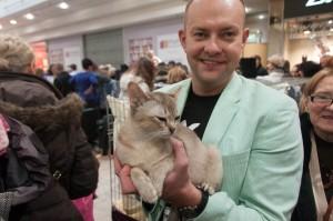Wystawa kotów Łódź 2013