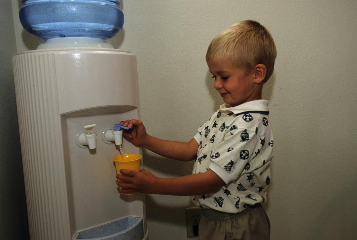 Zdrowe picie wody