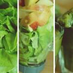 Zielone szejki, zielone koktajle – samo zdrowie